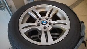 Winter Tires on BMW Rims