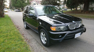 2002 BMW X5 PREMIUMEDITION