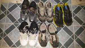Mens sneakers for sale. $10 each