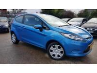 2010 Ford Fiesta Edge 1.4TDCi*One Owner*Low Mileage*Excellent Condition