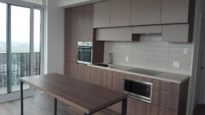 2 bedroom , 2 washroom never lived in condo for rent