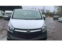 2018 Vauxhall Vivaro 1.6 CDTi 2900 BiTurbo ecoTEC L2 H1 EU6 (s/s) 5dr (9 Seat) O