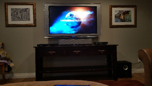 Sony Big Screen/Surround Sound /Components table