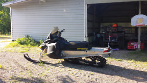 Summwr sale! 2008 mxz renegade X 800