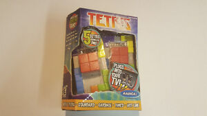 TETRIS (hook direct to TV game console) NEW IN BOX