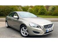 2011 Volvo S60 D5 SE Lux Premium Automatic Wi Automatic Diesel Saloon