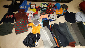 Boys Clothing Size 4 and 5