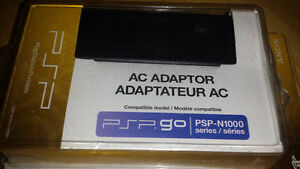 Psp Go A/C adapter new and sealed