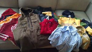 CHILDREN'S PLACE,GAP, OSHKOSH CLOTHES for 4 YRS KIDS