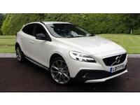 2017 Volvo V40 Cross Country T3 Nav Plus Auto W. 19inch All Automatic Petrol Hat