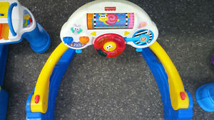 Jouets musicaux Little Tikes Vtech Fisher price