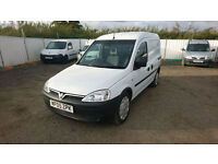 Vauxhall Combo 1.3CDTi 16v,,1 Owner, 63000 miles,Full Vauxhall History, VGC