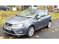 SEAT Ibiza 1.2 TSI FR SC 105PS (grey) 2012