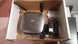 UNLOCKED ZTE MF275 INTERNET TURBO HUB ROCKET HUB
