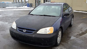 2002 Honda Civic coupé