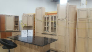 Antique White Kitchen at Cambridge ReStore