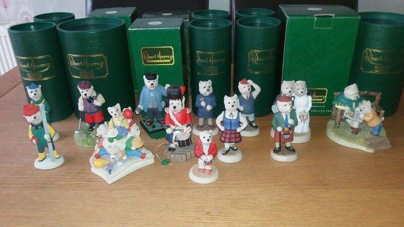 Robert Harrop Westie Collection