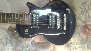 JAY TURSER ELECTIRC GUITAR AND HARD CASE