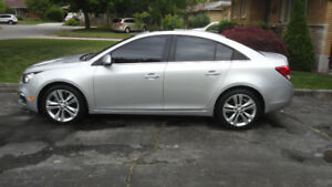 Outstanding Condition, 2016 Chevy Cruze