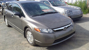 2008 Civic 4 Door **NEW MVI TODAY** Call or Text 209-9180