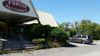Commercial property and building 2.1 Acre