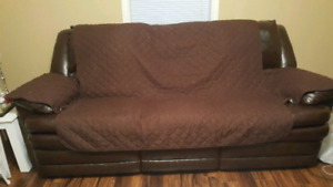 Reclining sofa for sale