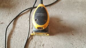 DEWALT SHEET SANDER FOR SALE!