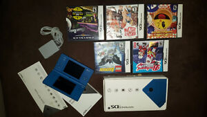 Nintendo DSi In Box with Games