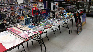 Video Game Blowout Table Begins Sept 10th! Pt.1/3