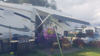 2008 34ft fifth wheel for rent for 1200/month