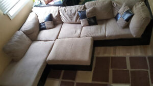 Used sectional sofa