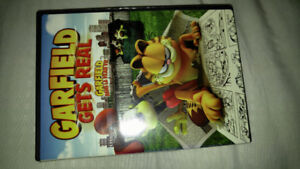 DVD enfant Tortue Ninja, Marley&moi, Hôtel pour chiens Garfield