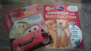 Math workbooks gr. 1-2