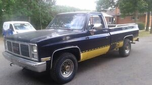 Good solid Southern Clad 1985 GMC