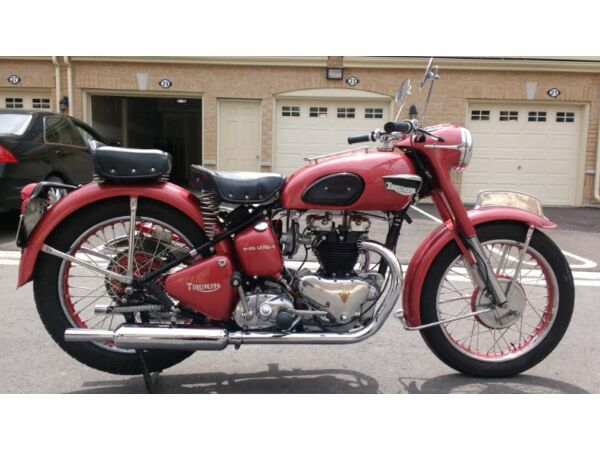1951 Triumph Other