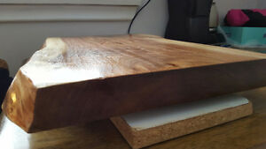 Custom Hardwood Cutting Boards - Live Edge London Ontario image 4