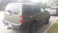 2002 Nissan Xterra SE Supercharged 4WD SUV, Crossover
