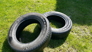 2 Goodyear all season tires 275 60R 20