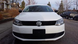 Low kms Volkswagen jetta 2012