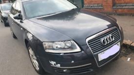 Audi A6 2006 2ltr Diesel £1700