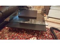 Coffee table originally bought from DFS in excellent condition