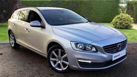 2015 Volvo V60 D4 181 SE Nav Auto with Senus Automatic Diesel Estate