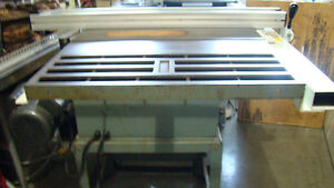 """10"""" KING - made in Canada - TABLE/BENCH SAW Campbell River Comox Valley Area image 7"""