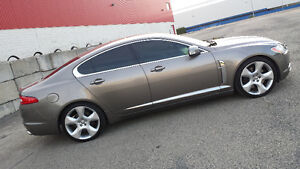 2009 Jaguar XF SUPERCHARGED Full Equipe, Toutes Options. 440hp!