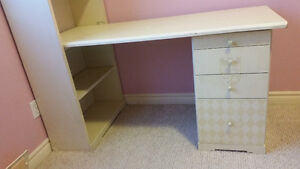 SALE DESK & BOOKCASE