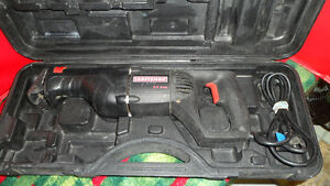 Craftsman 8 Amp Variable Speed Reciprocating Saw $60