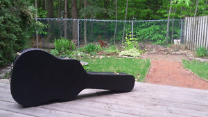 Hard Shell Acoustic Guitar Case for Sale - Used Once!!!!