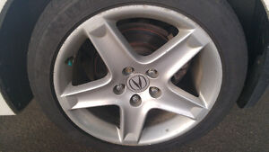 """3 – 2004 Acura TL Factory OEM 17"""" Rims for Sale"""
