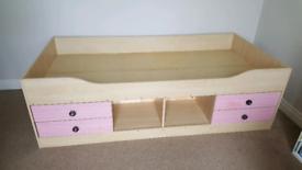 Single Children's Cabin Bed