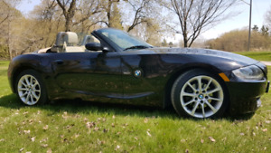 For sale 2006 BMW Z4